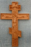 Crucifix – Limewood – 1000mm high