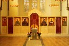 St Nicholas Russian Orthodox Church.