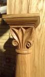 Kiots, detail