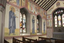 Designs for a side chapel